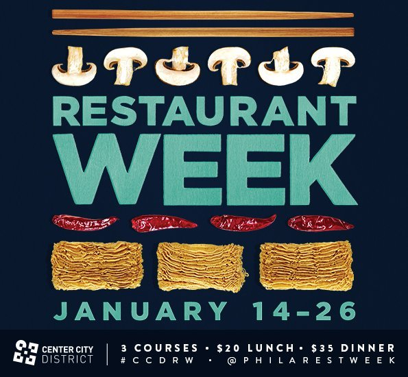 Restaurant Week Center City